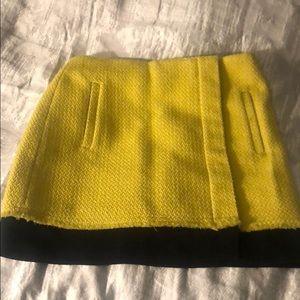 Diane von Furstenberg Wool Skirt
